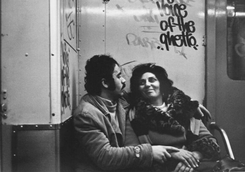 Helen Levitt, 'NYC', 1978, Photography, Gelatin silver print, G. Gibson Gallery