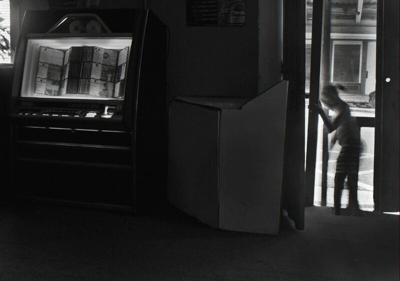 Debbie Fleming Caffery, 'Best Juke Box', 2013, Photography, Gelatin silver print, Octavia Art Gallery