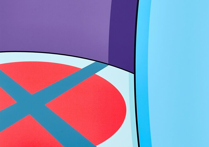 KAWS, 'No Reply', 2015, Print, Screenprint in colors, Rago/Wright