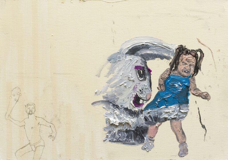 Camila Soato, 'Experiência polissistêmica№10', 2013, Painting, Oil on canvas, Zipper Galeria