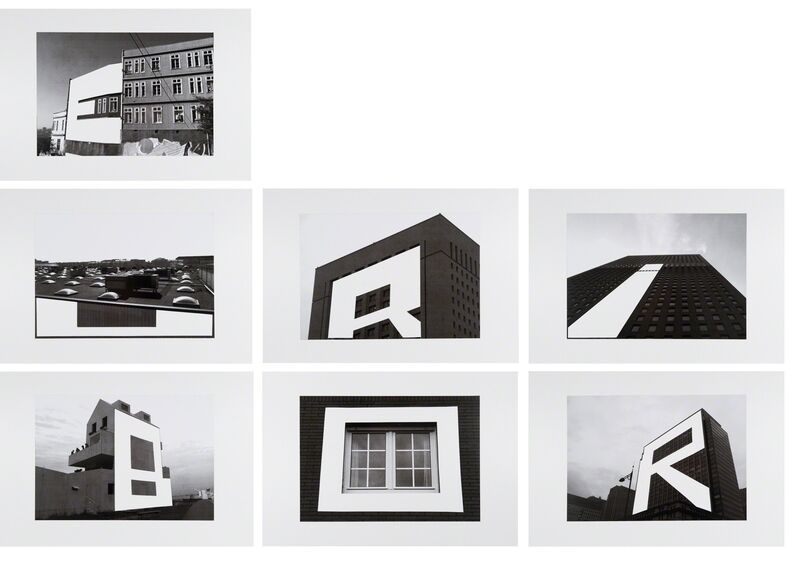 Juan López, 'Euribor', 2011, Print, 7 prints, 37 x 52 cm (each), Nogueras Blanchard