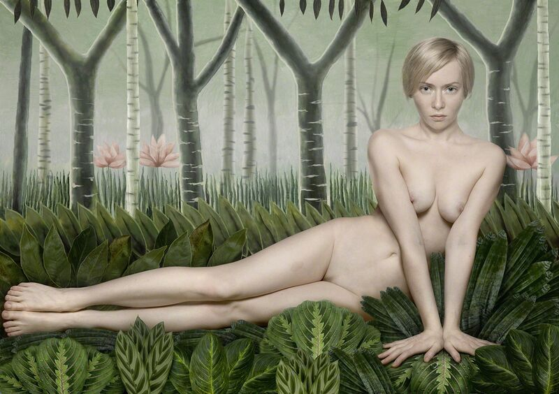 Katerina Belkina, 'For Rousseau', 2006, Photography, Archival Pigment Print on Hahnemühle Museum Etching, Faur Zsofi Gallery