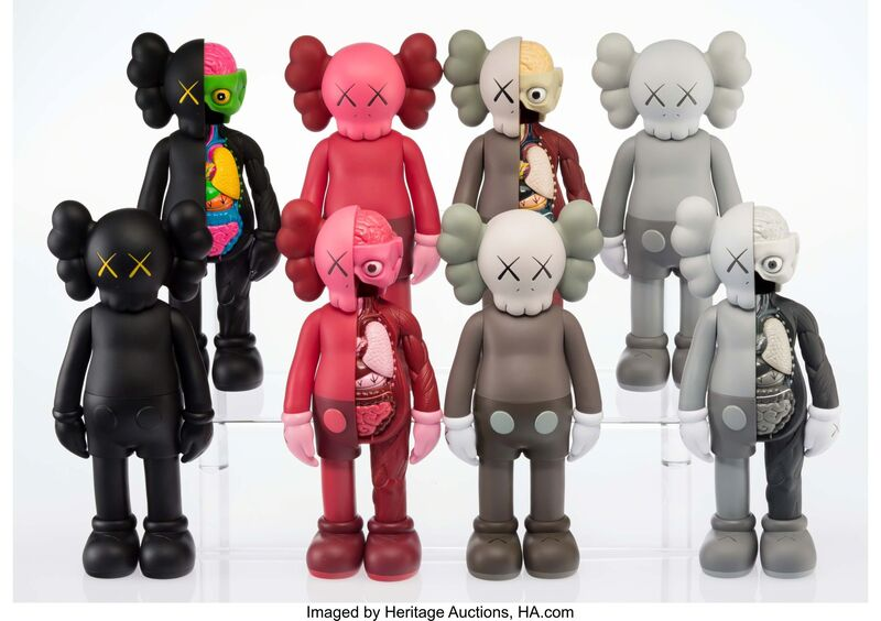 KAWS, 'Companion (Open Edition)', 2016, Other, Painted cast vinyl, Heritage Auctions