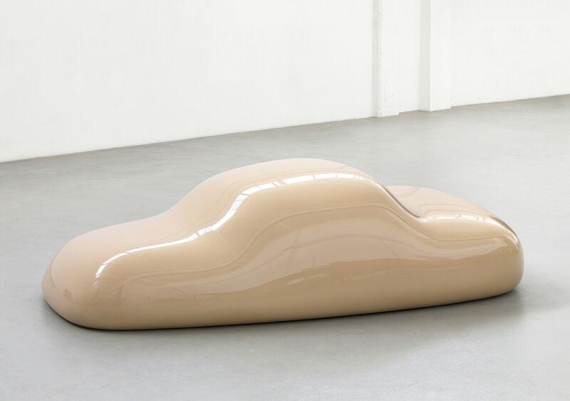Thomas Rentmeister, 'Untitled', 2010, Sculpture, Polyester, Hammelehle und Ahrens