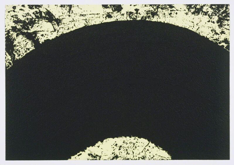 Richard Serra, 'Paths and Edges #10', 2007, Print, 1-color etching, Gemini G.E.L. at Joni Moisant Weyl