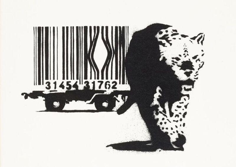 Banksy, 'Barcode ', 2004, Print, Screenprint, The Drang Gallery