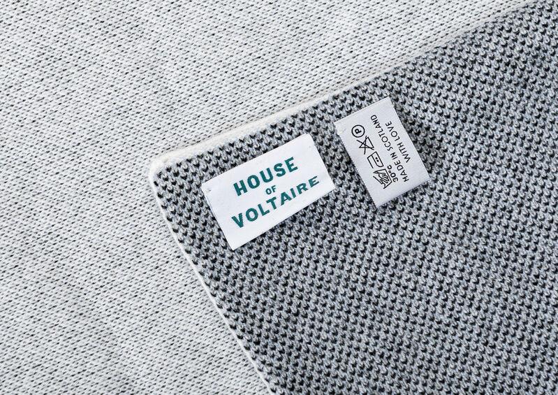 KAWS, 'LONDON', 2019, Textile Arts, 100 % superfine cashmere, DIGARD AUCTION
