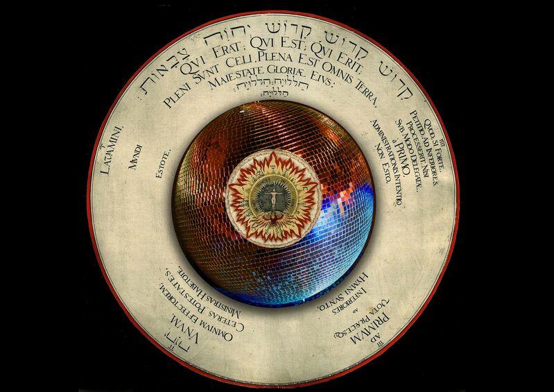 Theo Eshetu, 'The Mirror Ball Constellation No.3', 2013-2015, Photography, C-print on Fuji Crystal Archive paper, mounted on aluminium, Tiwani Contemporary