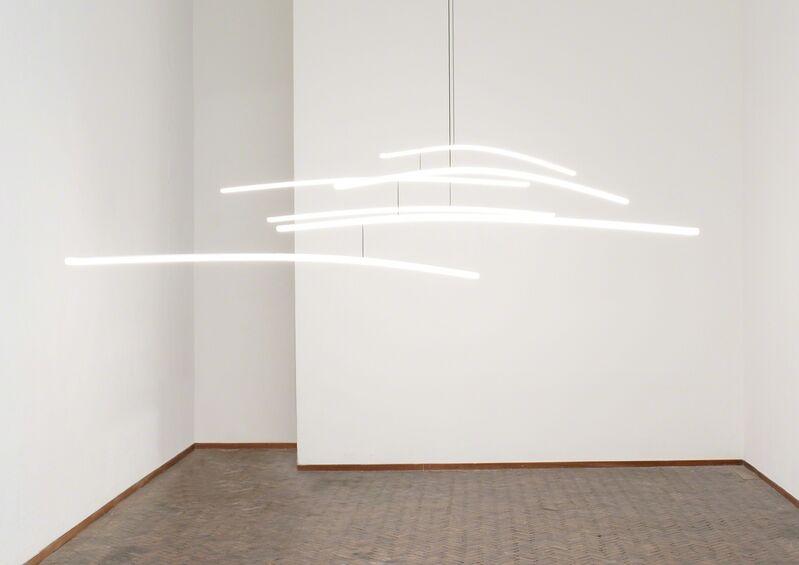 Henk Stallinga, 'Lumen Balance ', 2016, Installation, Custom LED Lights, Polycarbonate Diffusers, DMX Driver, Gerhard Hofland