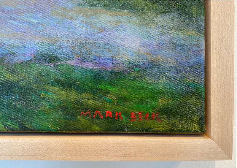Mark Beck, 'Simple Life', 2020, Painting, Acrylic on canvas (framed), Sue Greenwood Fine Art