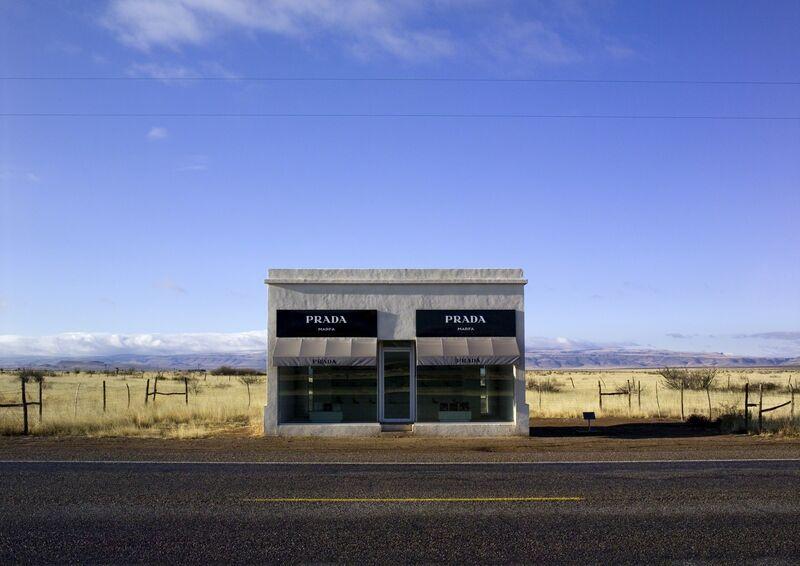 Peter Vanderwarker, 'Near Marfa, Texas', 2006, Photography, Type C-print, Gallery NAGA