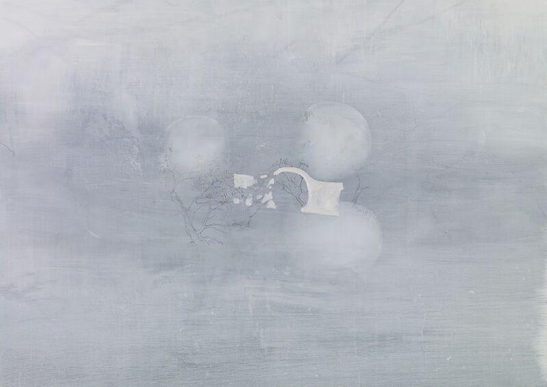 Kailiang Yang, 'Stein', 2014, Painting, Mixed Media, carlier | gebauer