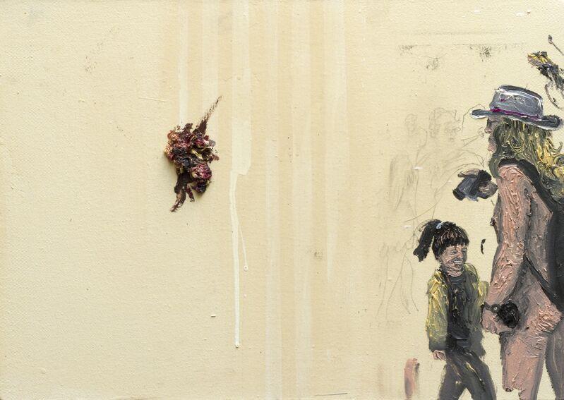 Camila Soato, 'Experiência polissistêmica№13', 2013, Painting, Oil on canvas, Zipper Galeria