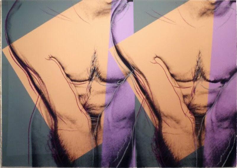 Andy Warhol, 'Torso (Double)', 1982, Print, Unique screenprint, Pop Fine Art