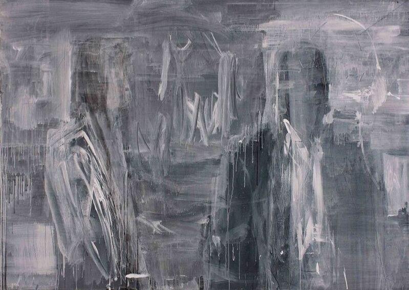Irfan Önürmen, 'DATE', 2013, Painting, Acrylic on canvas, C24 Gallery