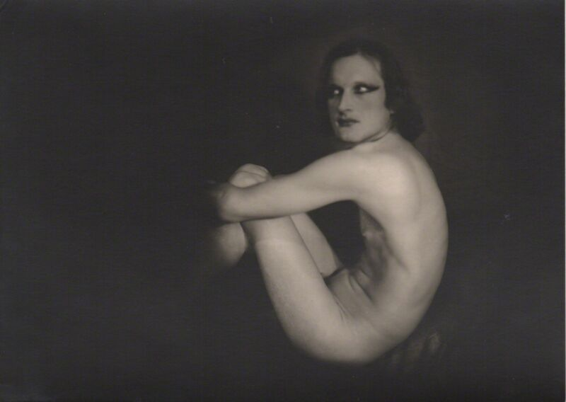 Pierre Molinier, 'Le modèle (Jean) [The Model]', 1970, Photography, Vintage silver gelatin print, Richard Saltoun