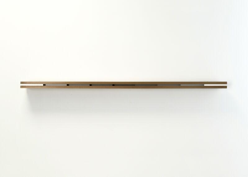 Adam Barker-Mill, 'Shadowgap 2', 2016, Installation, MDF, clear varnish and acrylic, Bartha Contemporary