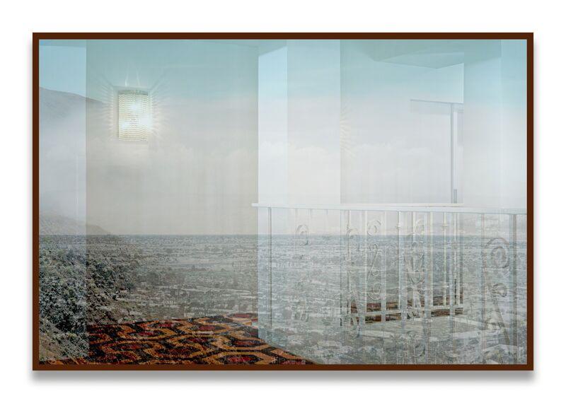 wiedemann/mettler, 'Palm Springs', 2019, Print, Lambda print, Ed. 1/3, Lullin + Ferrari