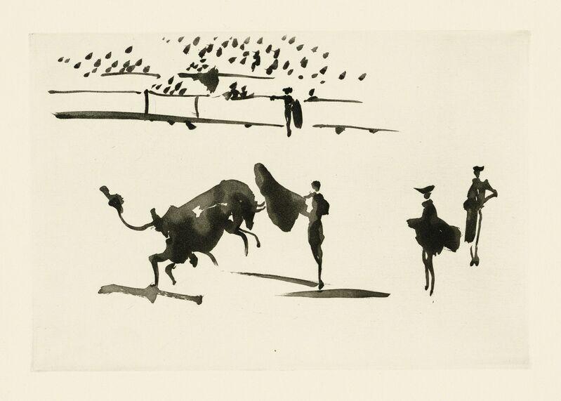 Pablo Picasso, 'José Delgado: La Tauromaquia', 1959, Print, The complete portfolio comprising 26 aquatints and one drypoint on Guarro wove paper, Christie's