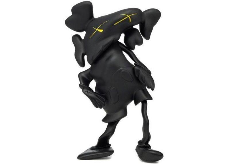 KAWS, 'KAWS Robert Lazzarini Companion (Black)', 2010, Sculpture, Painted cast vinyl, Curator Style