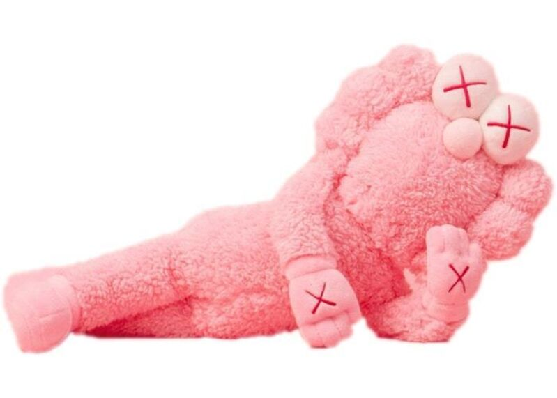 KAWS, 'BFF Plush Pink', 2019, Sculpture, Polyester, Lougher Contemporary