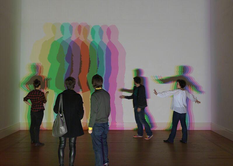 Olafur Eliasson, 'Your uncertain shadow (color)', 2010, Installation, Belvedere Museum