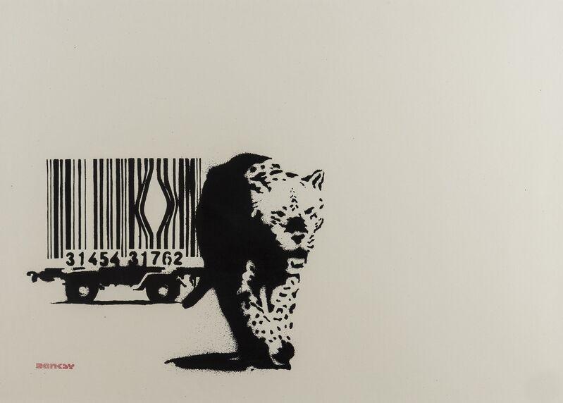 Banksy, 'Barcode', 2004, Print, Screenprint, Forum Auctions