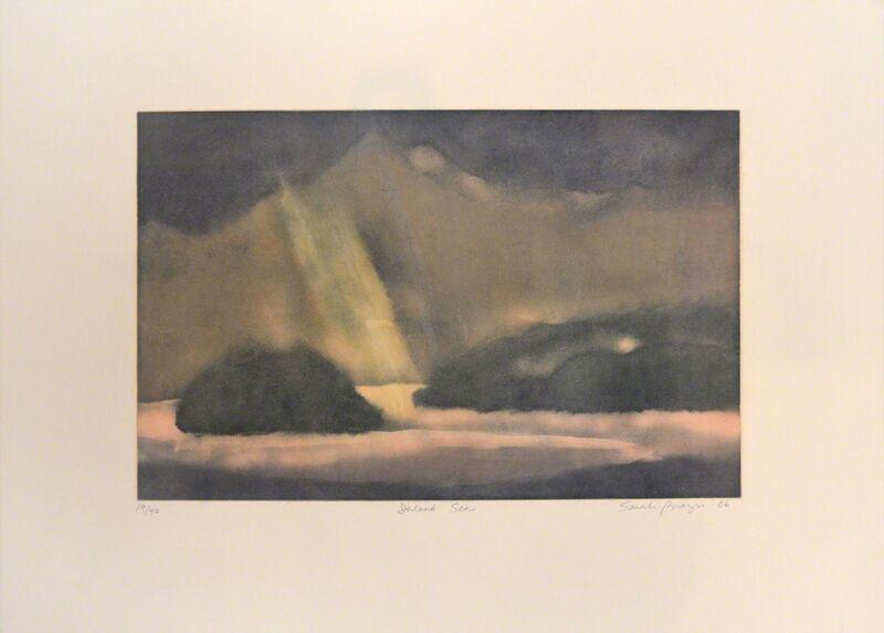 Sarah Brayer, 'Inland Sea', 2006, Print, Ronin Gallery