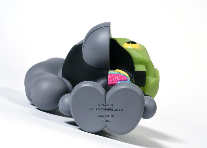 KAWS, 'DISSECTED MILO (Black)', 2011, Sculpture, Painted cast vinyl, DIGARD AUCTION