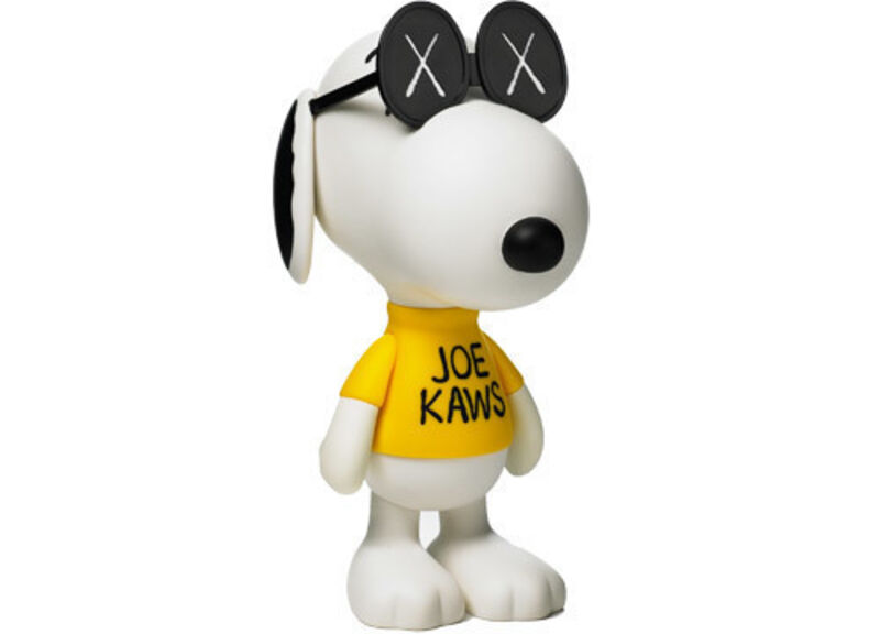 KAWS, 'Joe Kaws (Snoopy)', 2012, Other, Cast vinyl, MSP Modern Gallery Auction