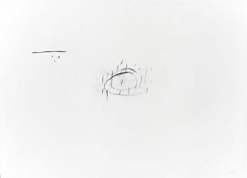 Antoni Tàpies, 'Untitled', 1959, Print, Lithograph, Goldmark Gallery