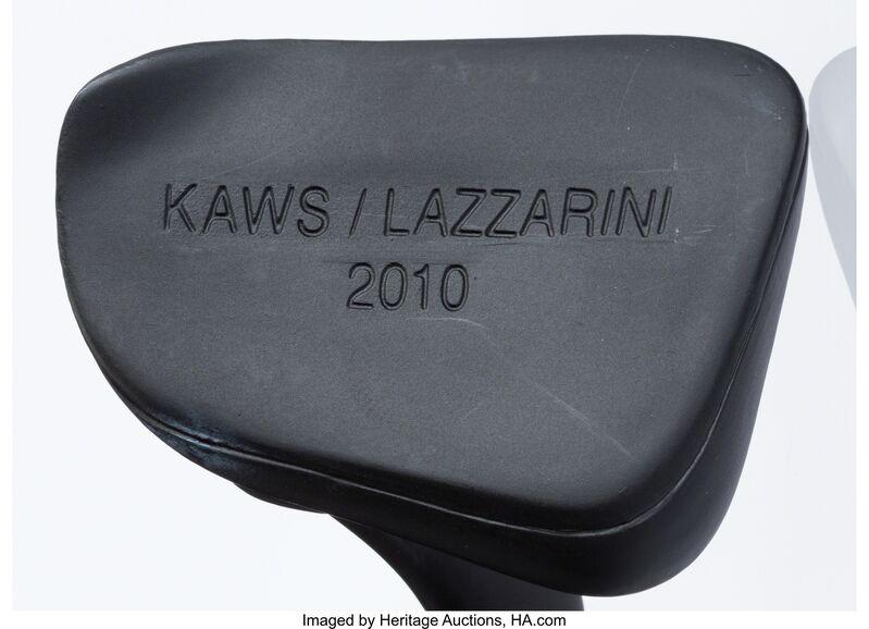 KAWS, 'Companion (Robert Lazzarini Version)', 2010, Other, Painted cast vinyl, Heritage Auctions