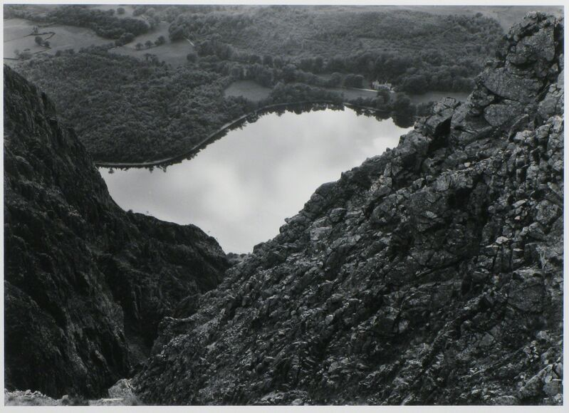 Edward Ranney, 'Wastwater from Whinn Rigg, Cumbria, England', 1981, Photography, Silver Gelatin Print, photo-eye Gallery