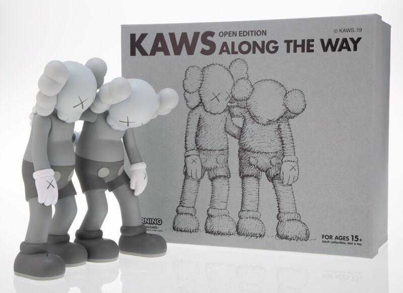 KAWS, 'Along the Way', 2019, Sculpture, Painted cast vinyl, Heritage Auctions