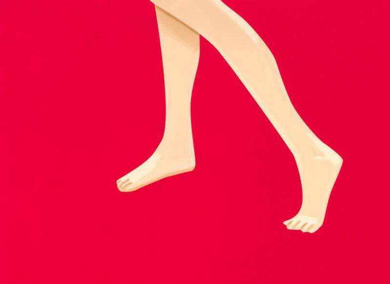 Alex Katz, 'Coca-Cola Girl 8', 2019, Print, 14-color silkscreen on Saunders Waterford 425gsm paper, Artsy x Tate Ward