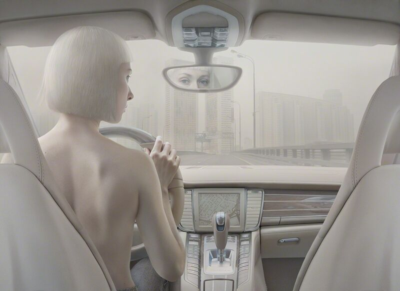 Katerina Belkina, 'The Road', 2011, Photography, Archival pigment print, Faur Zsofi Gallery