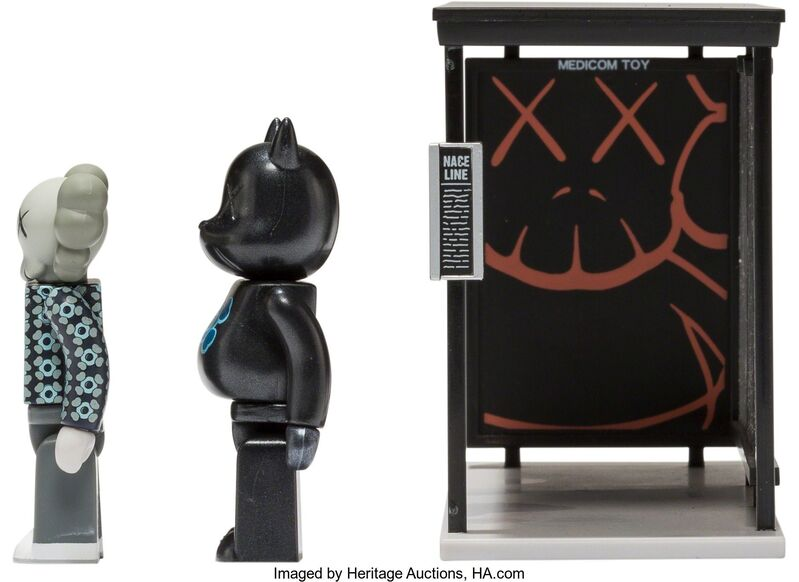 KAWS, 'Bus Stop, Series 2', 2002, Other, Painted cast resin, Heritage Auctions