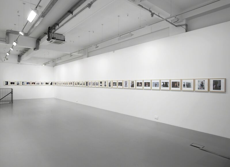Julião Sarmento, '75 photographs, 35 women, 42 years', 2011, Photography, Ink jet printing on paper pigment, 75 photographs dimension variable, Pilar Corrias Gallery