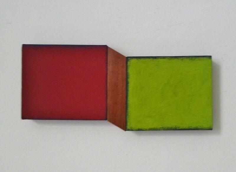 Manfredo de Souzanetto, '2014', 2014, Painting, Pigmento natural sobre tela, Cassia Bomeny Galeria