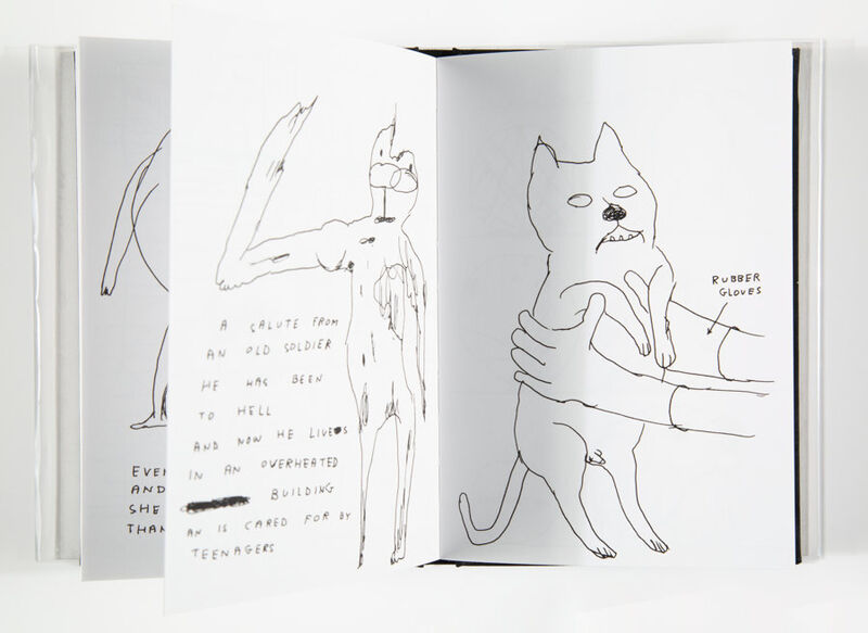 David Shrigley, 'Shrigley Have Sex in You beer', 2007, Other, Hardcover book, Heritage Auctions