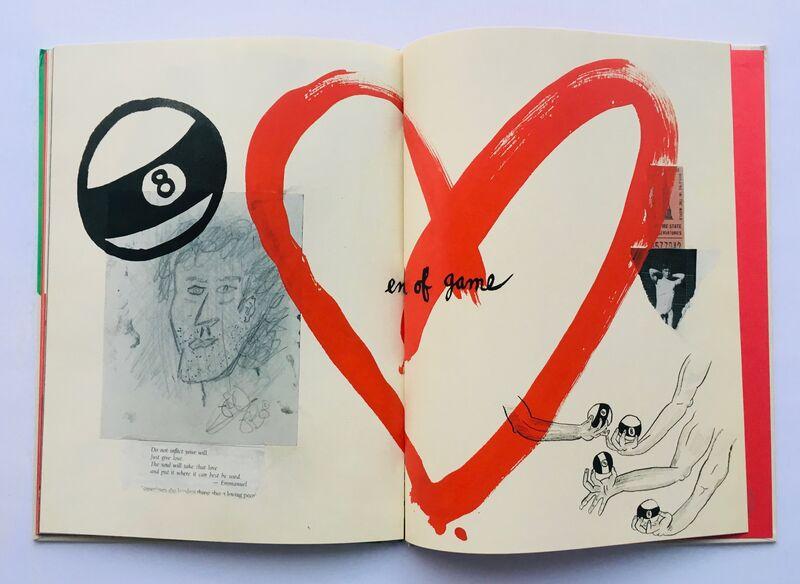 Keith Haring, 'Eight Ball/ ArtRandom', 1989, Ephemera or Merchandise, Offset printed book, Gallery 52