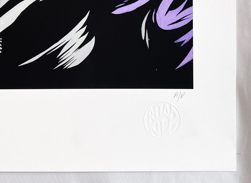 Ryan Roadkill, ''Whiskey Throttle JFK'', 2019, Print, Giclée print with archival inks on 300gsm Cotton Rag fine art paper., Signari Gallery