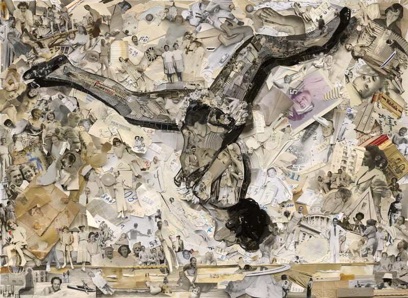 Vik Muniz, 'Flip', 2014, Photography, Digital C-print, Matthew Liu Fine Arts