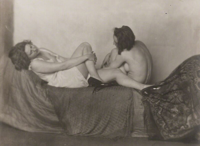 Germaine Krull, 'Nudes ', 1924, Photography, Gelatin silver print, Jeu de Paume