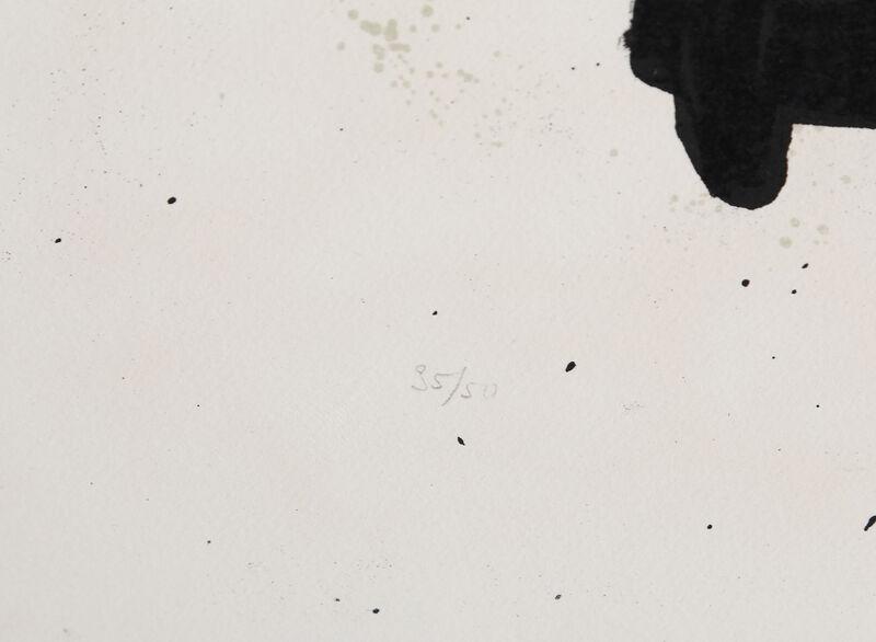Joan Miró, 'Le Pecheur d'Eponges (The Sponge Fisherman)', 1971, Print, Lithograph on Arches, RoGallery Gallery Auction