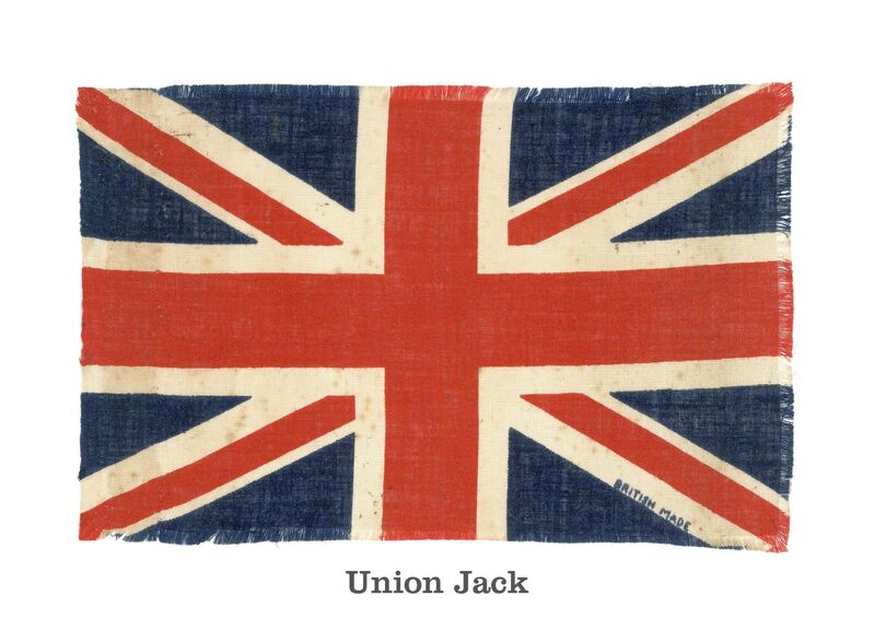 Peter Blake, 'Union Jack', 2011, Print, Inkjet on paper. Signed and numbered., Paul Stolper Gallery
