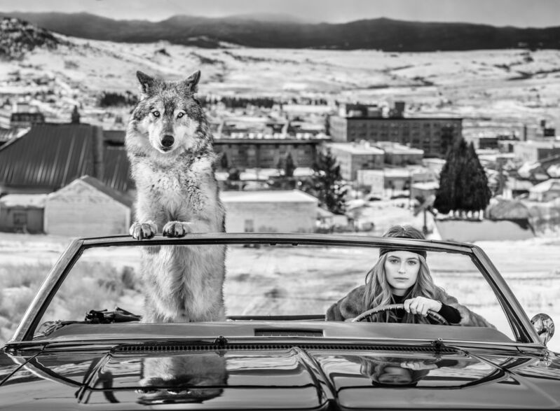 David Yarrow, 'Bonnie and Clyde', 2020, Photography, Archival Pigment Print, Artelandia Gallery
