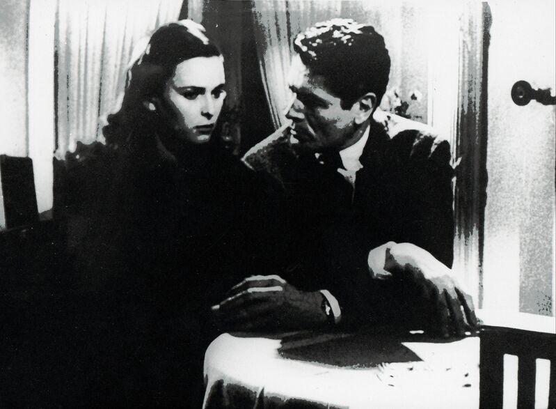 Michelangelo Antonioni, 'Cronaca di un amore (film still with Lucia Bosè)', 1950, Video/Film/Animation, EYE Filmmuseum Amsterdam