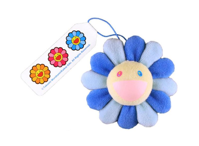 Takashi Murakami, 'Flower Pin (Light Blue)', 2020, Design/Decorative Art, Pin, Curator Style
