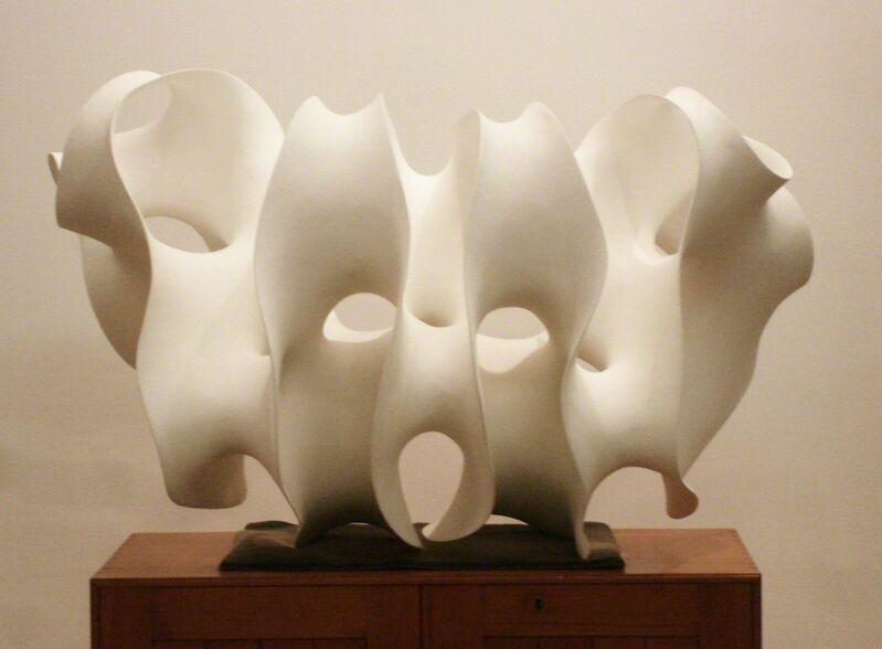 Eva Hild, 'Structure', 2004, Sculpture, Stoneware with kaolin and silicate, Vance Trimble